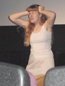 Jessica 'Kitten' Feldman